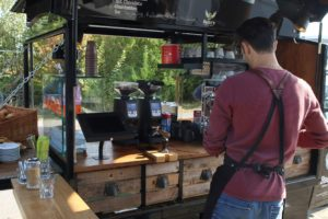 Tag der offenen Tür Kaffeespezialitäten