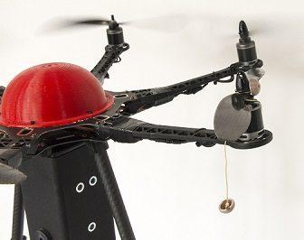 Drohnenabwehr mit dem String Shot Launcher von insensiv