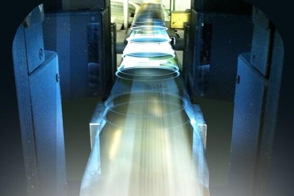 insensiv 360° Scan Inline Inspektionssystem