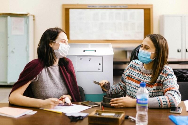 insensiv Luftreiniger können Schließungen von Schulen vermeiden
