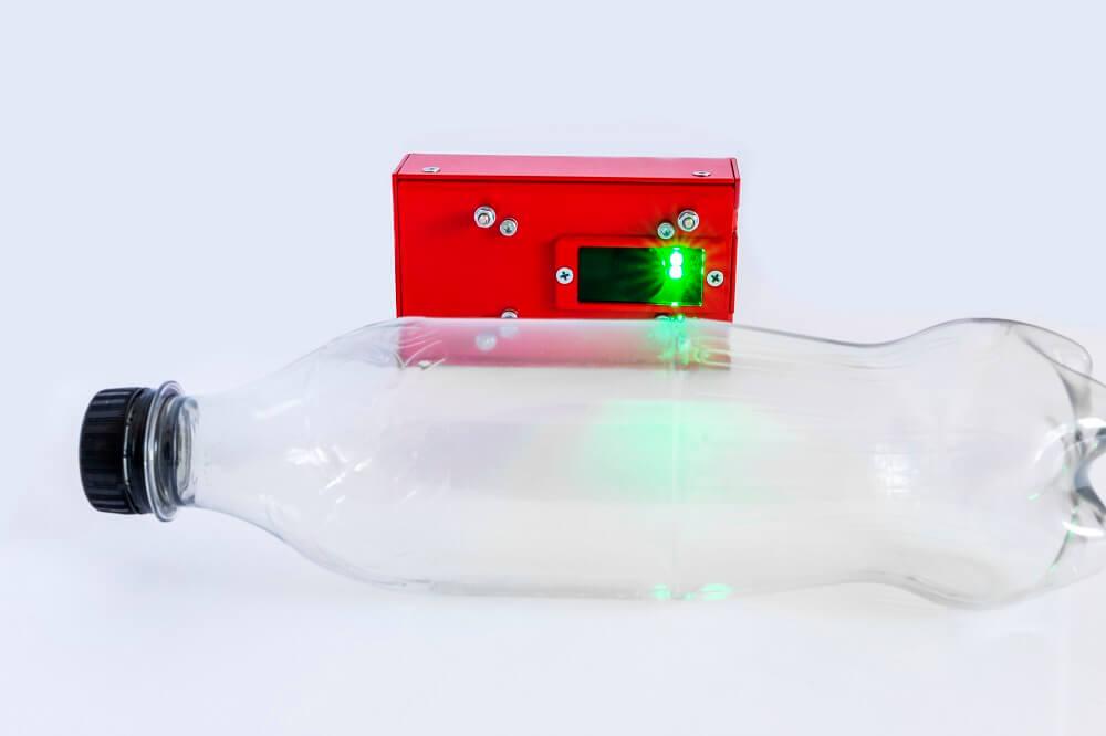 insensiv Flaschenkonturerkennung Komponenten für Pfandautomaten
