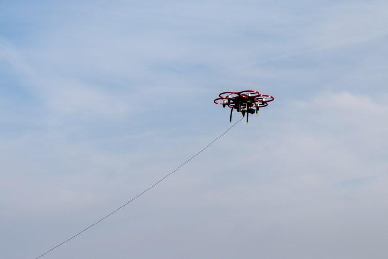 insensiv PodCopter automatisierter Flug
