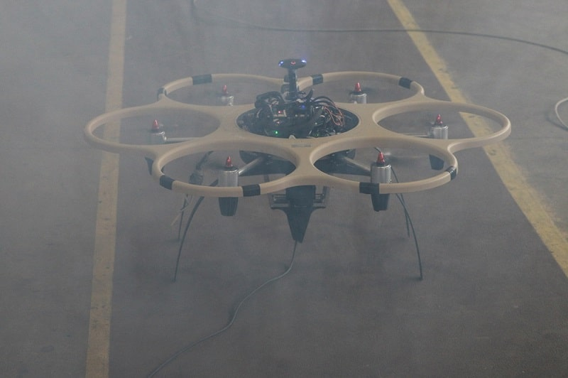 insensiv PodCopter Security & Defence
