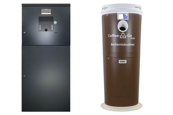insensiv Rücknahmeautomaten für Pfandsysteme und Recyclinginitiativen