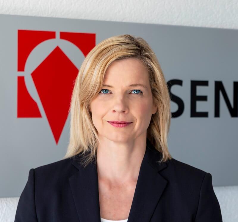 Sandra Bugiel Geschäftsführerin insensiv GmbH